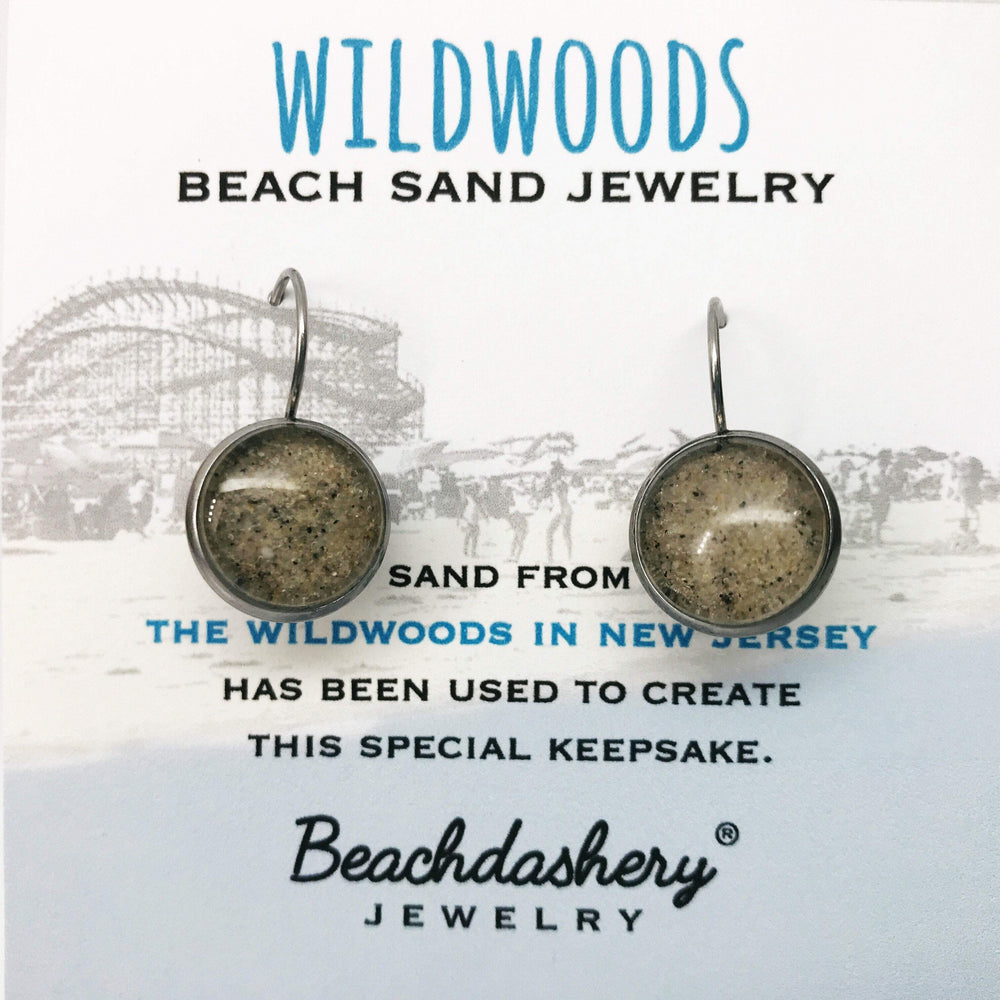 Wildwoods Beach New Jersey Sand Jewelry Beachdashery