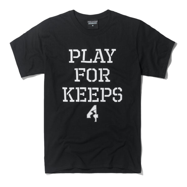 Play For Keeps Tee