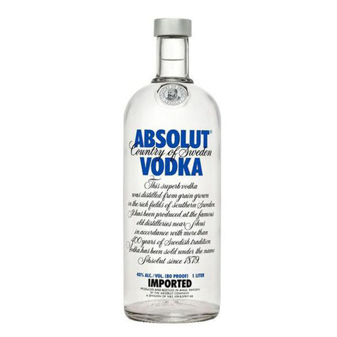 Absolut Blue Vodka Delivery - 70cl - Alcohol Delivery