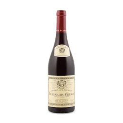 Louis Jadot Beaujolais-Villages Red Wine Delivery - 75cl - Alcohol Delivery