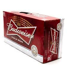 Budweiser Beer Delivery - X12 Pack - Alcohol Delivery