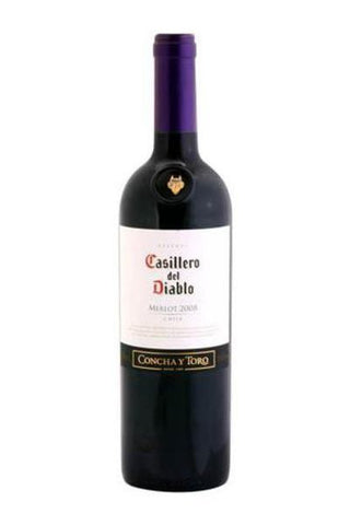 Casillero Del Diablo Merlot Red Wine Delivery - 75cl - Alcohol Delivery