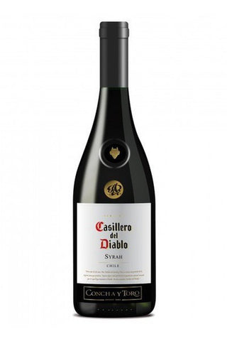 Casillero Del Diablo Shiraz Red Wine Delivery - 75cl - Alcohol Delivery