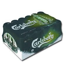 Carlsberg Beer Delivery - X12 Pack - Alcohol Delivery