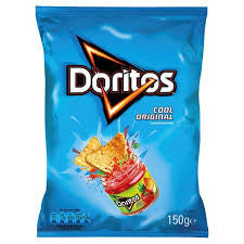 Doritos Cool Original Flavour Snacks Delivery - Alcohol Delivery