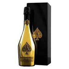 Armand De Brignac Gold Champagne - Ace of Spades Delivery - Alcohol Delivery