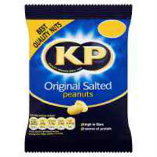 KP Salted Nuts Delivery - Alcohol Delivery