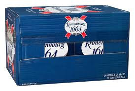 Kronenbourg Beer Delivery - X4 Pack - Alcohol Delivery