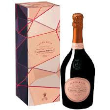 Laurent Perrier Rose Champagne Delivery - 75cl - Alcohol Delivery
