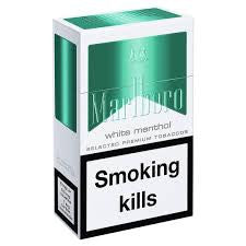 Marlboro Menthol 20 Box Delivery - Alcohol Delivery