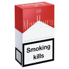 Marlboro Red 20 Box Delivery - Alcohol Delivery