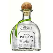 Patron Silver Tequila Delivery - 70cl - Alcohol Delivery