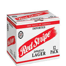 Red Stripe Jamaican Beer Delivery - X12 Pack - Alcohol Delivery