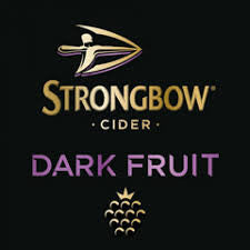 Strongbow Dark Fruit Cider Delivery - X4 Pack - Alcohol Delivery