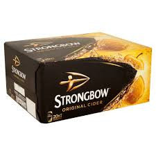 Strongbow Original Cider Delivery - X12 Pack - Alcohol Delivery