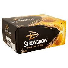 Strongbow Original Cider Delivery - X4 Pack - Alcohol Delivery