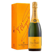 Veuve Clicquot Champagne Delivery - 75cl - Alcohol Delivery