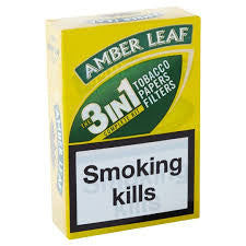 Amber Leaf Rolling Tobacco Delivery - 12.5g - Alcohol Delivery