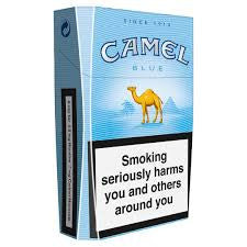 Camel Blue 20 Box Delivery - Alcohol Delivery