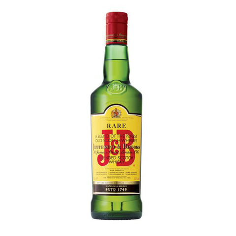J&B Rare Scotch Whisky Delivery - 70cl - Alcohol Delivery