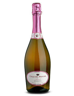 Pink Rose Sparkling Prosecco Wine Delivery - 75cl - Alcohol Delivery