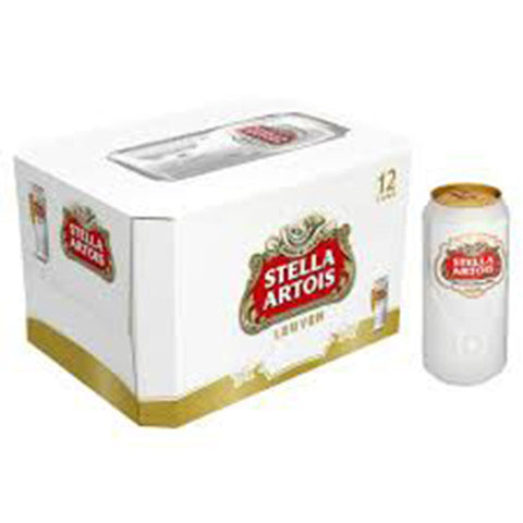 Stella Artois Beer Delivery - 12 Pack - Alcohol Delivery