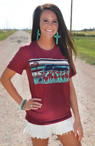 Cattle Drive Tee