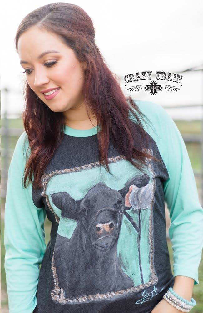 Sir Loin Baseball Tee