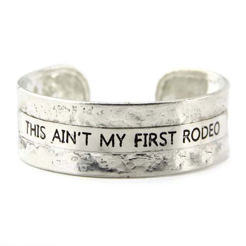 This Ain't My First Rodeo Bracelet