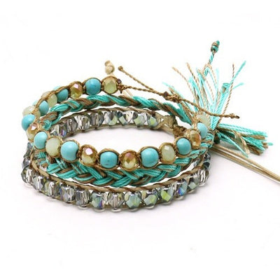 Stone Adjustable Bracelets