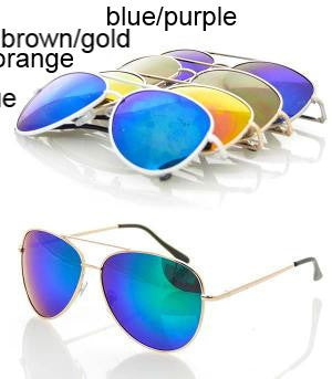 Aviator sunglasses - Ropes and Rhinestones