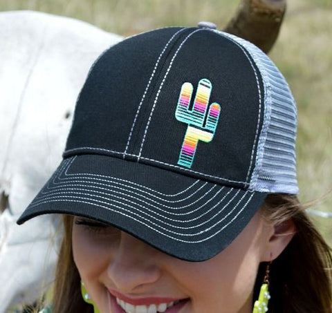 Cactus Kate Cap - Ropes and Rhinestones