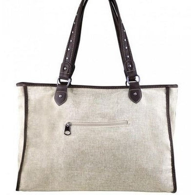 Janene Grende Western Tote Bag - Ropes and Rhinestones