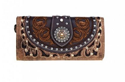 Concho Collection Wallet