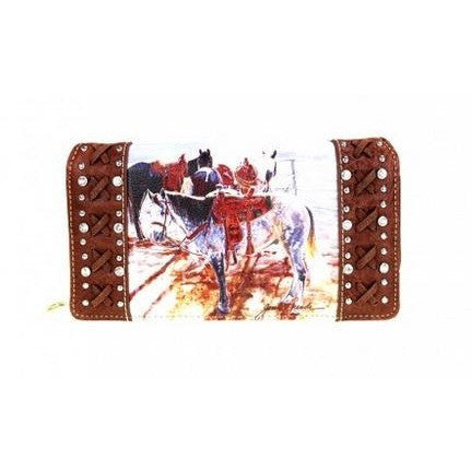 Janene Grende Purse & Wallet - Ropes and Rhinestones
