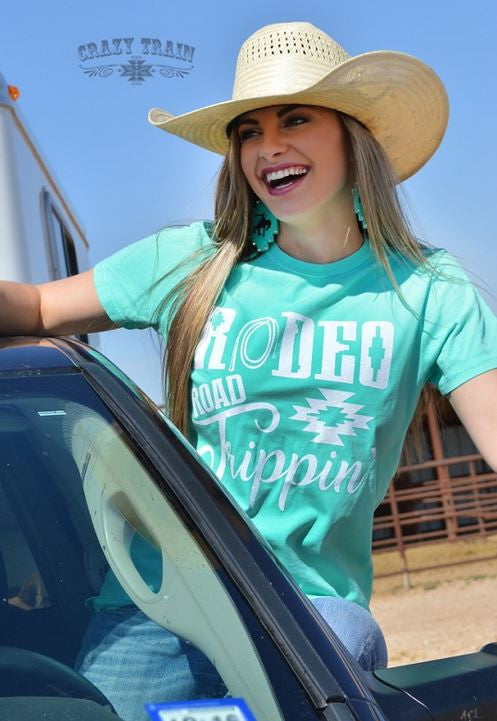 Rodeo Road Trippin' Tee