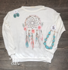 Dream Catcher Top - Ropes and Rhinestones