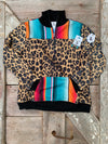 Jayco Junction Serape Leopard Pullover