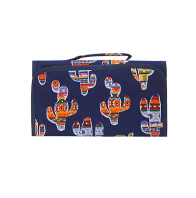 Colorful Cactus Traveling Toiletry Bag