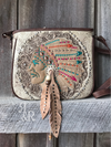 Indian Feather Purse
