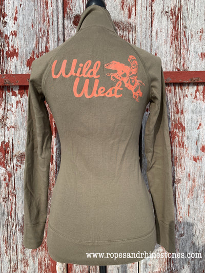 Wild West Zip Jacket