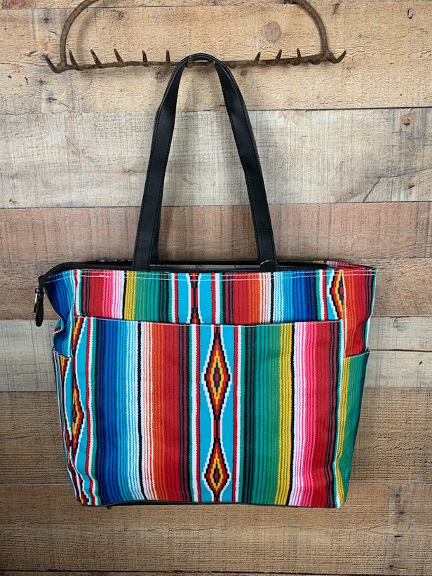 Serape Photo Tote Bag