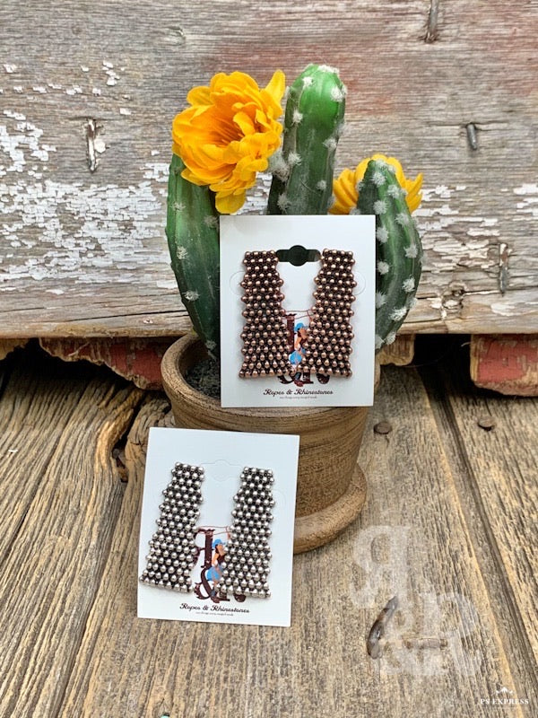 Desperado Dot Earrings