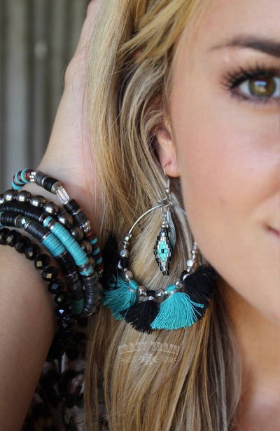 Hoops & Dreams Earrings