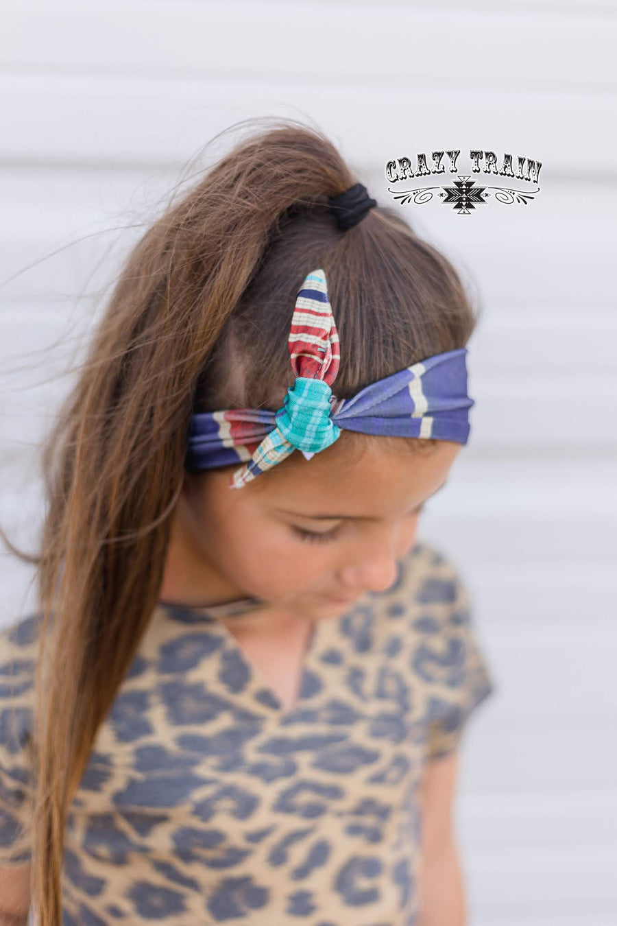 July 4 Headband Kids