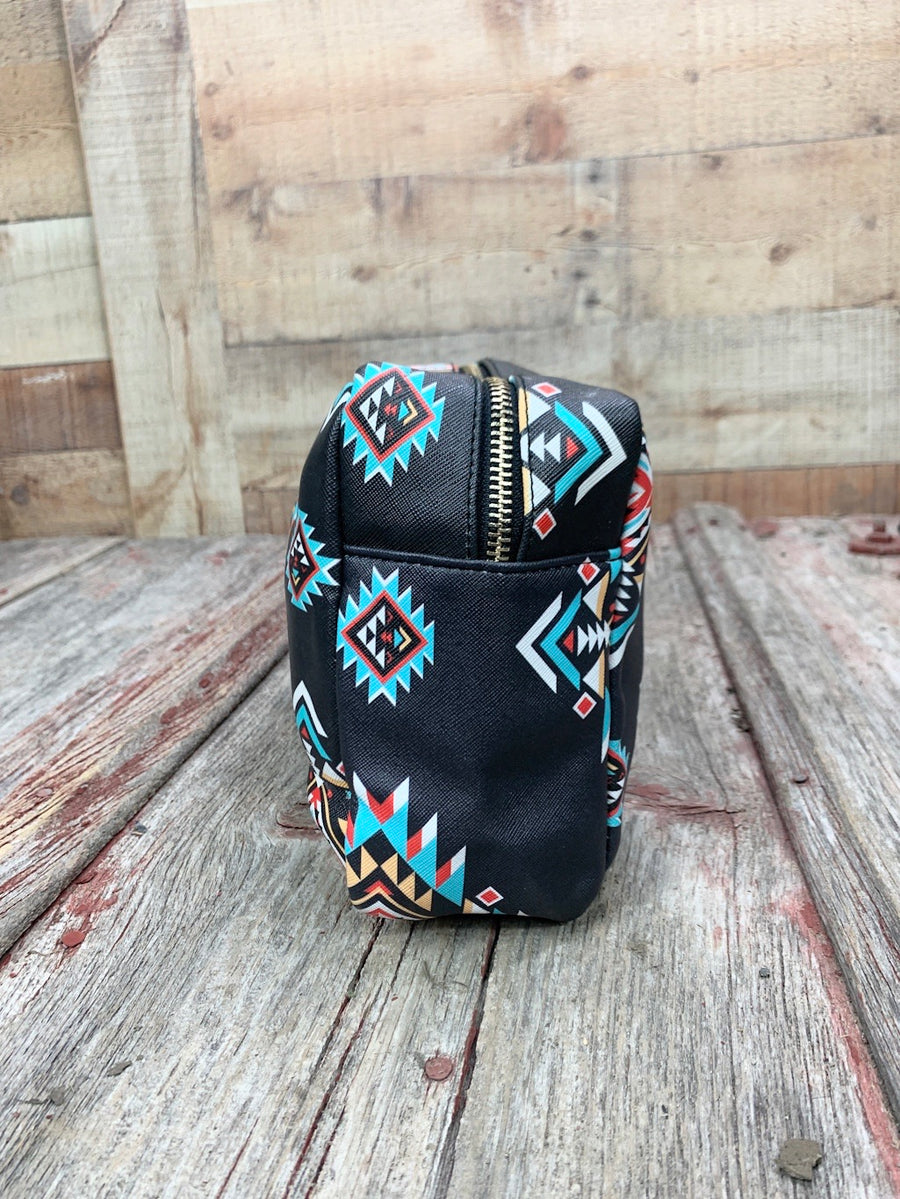 Southern Aztec Travel Bag