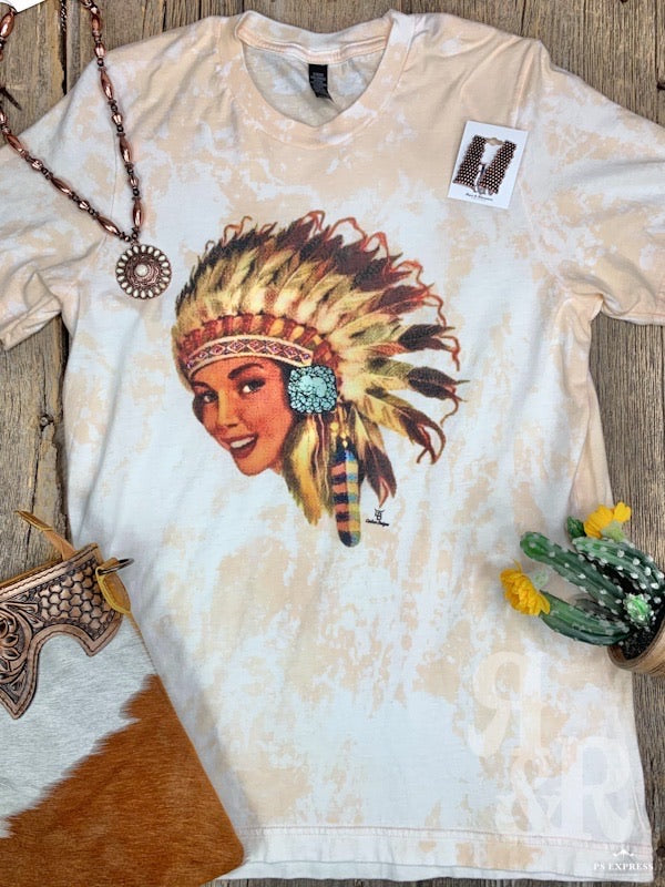 Indian Princess Tee