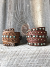 Gunslinger Leather Bracelets