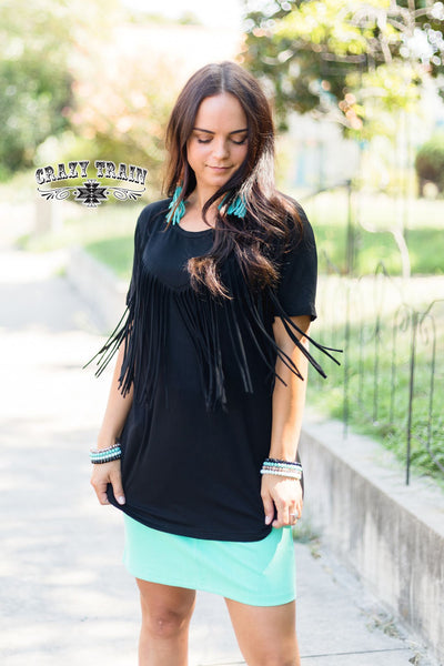 Fringe In Low Places Shirt