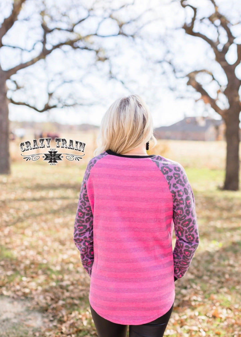 Little Rock Long Sleeve Top